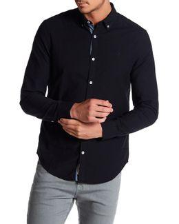 Oxford Long Sleeve Regular Fit Shirt