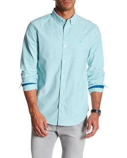 Core Oxford Slim Fit Shirt