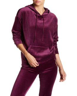 Collegiate Luxe Pullover