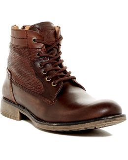 P-quays Lace-up Boot