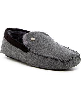 Spire Faux Fur Lined Slipper