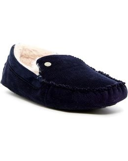 Spire Faux Fur Lined Slipper