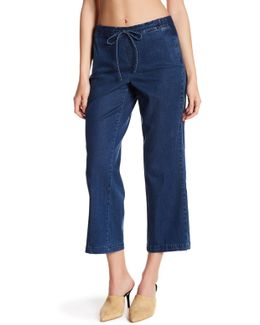 Jamie Relaxed Ankle Pant (petite)