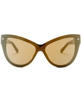 Women's Extreme Cat Eye Sunglasses