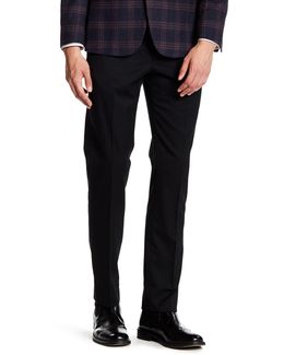 "Flat Front Pant - 30-34"" Inseam"