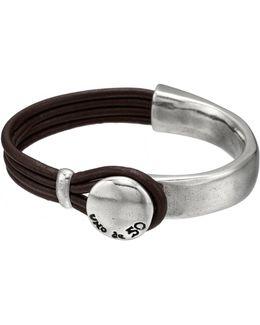 Cowboy Banded Leather Bracelet