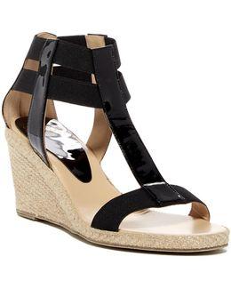 Pippi Espadrille Wedge Sandal