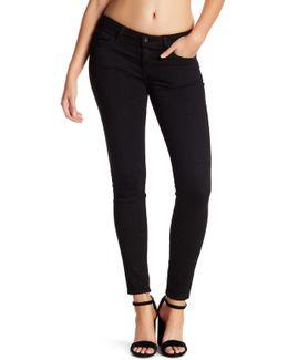 Alex Chevron Skinny Jeans