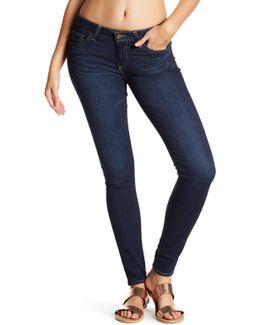 Alex Mid Rise Skinny Jeans