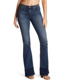 Bella High Rise Flare Jeans