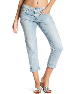 Billie Cropped Slouchy Skinny Jeans