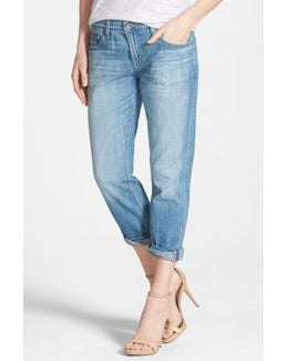 Billie Stretch Slouchy Slim Jean
