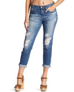 Billie Slim Boyfriend Jeans