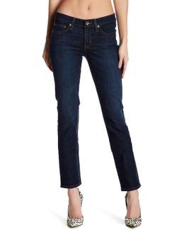 Brigette Slim Straight Jean