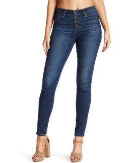 Ella High Rise Skinny Jeans