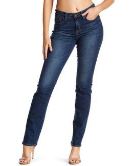 Grace Curvy Straight Leg Jeans