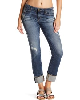 Kate Relaxed Straight Leg Jeans