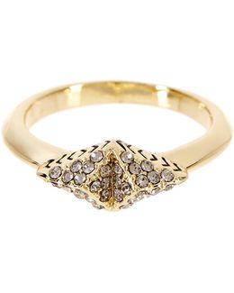 Sama Pave Ring - Size 8