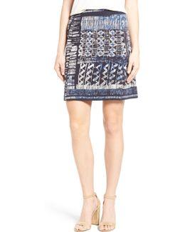 Blue Streak Skirt