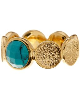 Susan Turquoise Pod Ring - Size 8