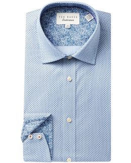 Endurance Trim Fit Sterling Dress Shirt
