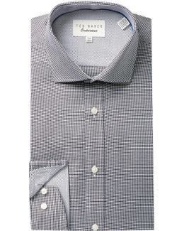 Endurance Trim Fit Dobby Dress Shirt