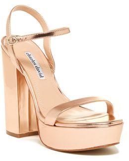 Regal Platform Sandal