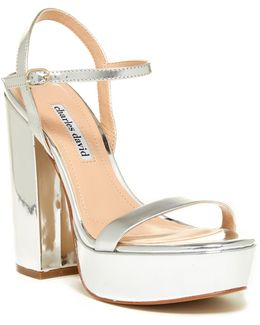Regal Platform Sandal
