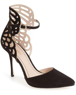 'regina' Pointy Toe Pump