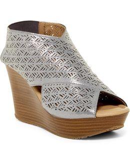 Sole Safe 2 Wedge Sandal
