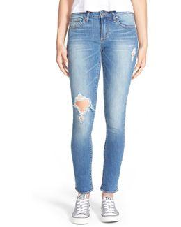 Seattle Straight Leg Jean (juniors)