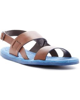 Robii Leather Sandal
