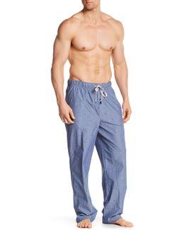 Woven Lounge Pant
