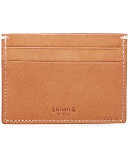 5-pocket Leather Card Case