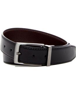 Reversible Single Stitch Belt