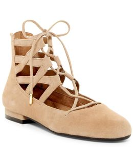 Goodness Lace-up Flat