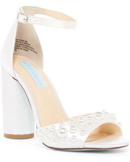 Cara Ankle Strap Sandal