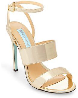 Jenna Ankle Strap Stiletto Sandal