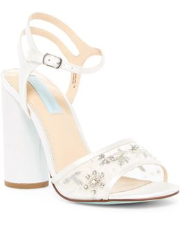 Lana Ankle Strap Sandal