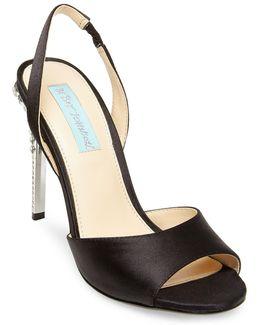 Naomi Pearl Stiletto Sandal
