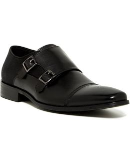 Up In Smoke Double Monk Strap Shoe