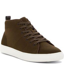 Design Hi-top Sneaker