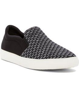 Knit Slip-on Sneaker