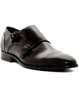 Design Double Monk Shoe