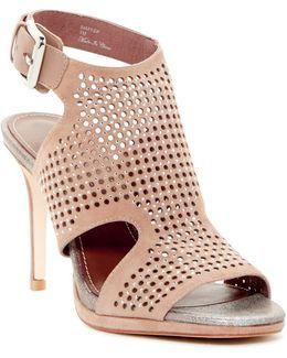 Shay Embellished Cutout Sandal
