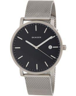Men's Hagen Mesh Strap Watch