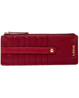 Kate Leather Card Stacker
