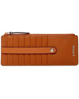 Kate Leather Credit Card Case