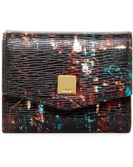 Palo Leather Midi Wallet