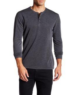 Fillmore Long Sleeve Henley Shirt